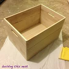 build wooden box storage plans diy free playhouse house inside proportions 2429 x 2418