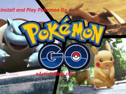 How To Play & Install Pokemon Go Game in Android smartphones [In India]