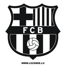 Kleurplaat Barcelona Logo Logo Image Free Logo Png