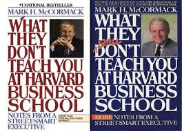 Machedo S Book Review What They Don T Teach You At The Harvard