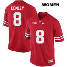 College Conley Buckeyes State 8 Ohio Red Jersey Womens Authentic Football No Osu Gareon Nike Stitched cbeefdfdebbe|In The Sport Towards The 49ers