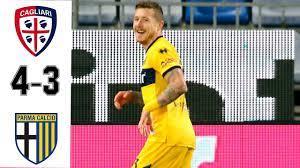 Cagliari vs Parma 4-3 Highlights & Goals 17/04/2021 HD - YouTube