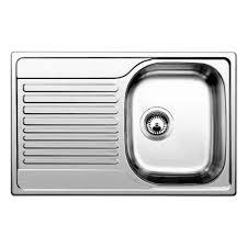 <b>Кухонная мойка Blanco TIPO</b> 45S Compact 513675 декор ...