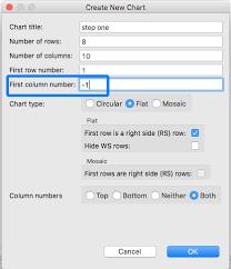 Stitchmastery Knitting Chart Editor Charting Mosaic Knitting In Stitchmastery String Geekery