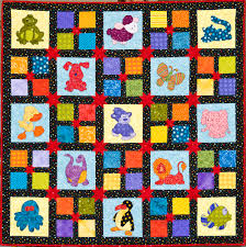 Animal Quilt Patterns Interesting Designing Animal Party Quilts By Jen