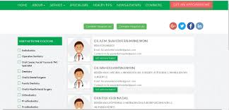 Download Source Code For Hospital Website Appointment Management System