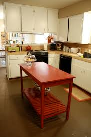 Diy Kitchen Decorating Decorating With Kitchen Island On Wheels Kitchen Islands On Wheels