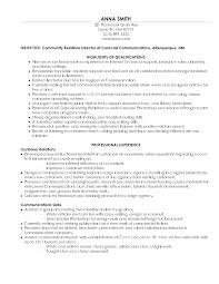 Resume Objective For Customer Service Representative