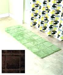 lovely 60 bath rug bath rug bathroom runner rugs back to best choices x cotton 20