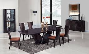Wenge Living Room Furniture D52 Dining Table In Wenge By Global Furniture Usa W Options