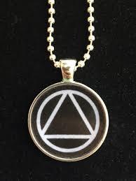 elegant aa necklace a unity symbol resin black pendant meaning uk eminem gold diamond