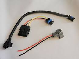 chevy tpi large hei to small cap distributor adapter harness image is loading chevy tpi large hei to small cap distributor