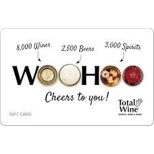 Total Wine $25 Gift Code (Digital Delivery) [Digital] TOTAL WINE ...