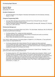 Purchasing Resumes Custom 48 Purchasing Agent Resume Samples Richard Wood Sop