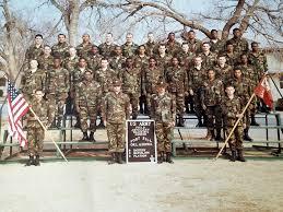 Us Army Platoon Fort Sill Ok 1982 Fort Sill B 3 3rd Platoon The