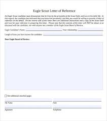 eagle scout candidate letter of recommendation sample eagle scout letter of recommendation download dlsource