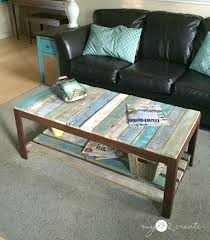 best coffee table refinish ideas on paint wood diy painted full size