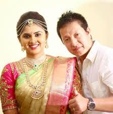 edward makeup artist south indian bride