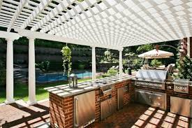 Outside Kitchens Kitchen Top 10 Modern Outside Kitchen Island With Pool Decor