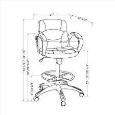 hon pillow soft chair. Hon Pillowsoft Executive Highback Corliving Lofo Black Office Chair Drawing Patent Us Pillow Soft