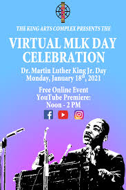 Virtual MLK Day Celebration