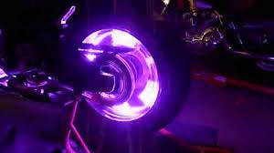 Power Puc Wheel Light Kits Bmw S1000rr Led Wheel Lights By Chrome Glow