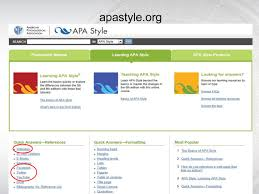 Apa Review Citing Social Media And Websites Slide 11 Of 16