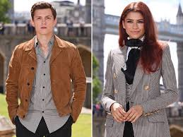 Zendaya, also 24, shared a new. Tom Holland Shuts Down Zendaya Dating Rumours Canoe Com