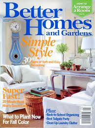 better homes and gardens com. Brilliant Homes Better Homes And Gardens September 2007 Intended And Com D