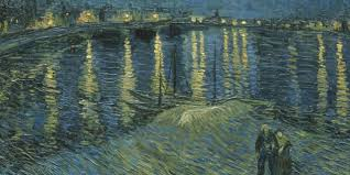 vincent van gogh s starry night over the rhone credit image courtesy of the vincent