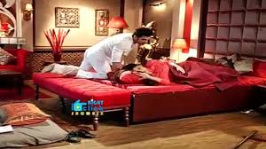 Superior Shivanya Ritwik Bedroom Romantic Scenes NAAGIN