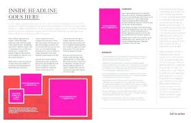 Adobe Indesign Tri Fold Brochure Template