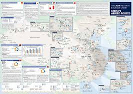 The Military Balance 2019 Wall Chart