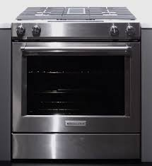 kitchenaid stove white. the kitchenaid ksdg950ess downdraft range features built-in ventilation between two rows of burners. kitchenaid stove white e