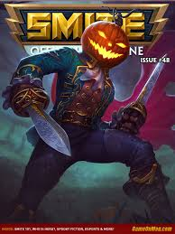 official smite magazine issue 48