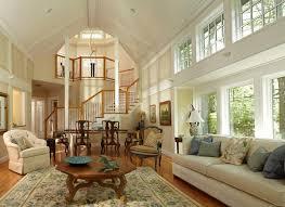 living room vaulted. clerestory windows living room vaulted e
