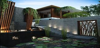 Modern Tropical Architecture in Surabaya Indonesia