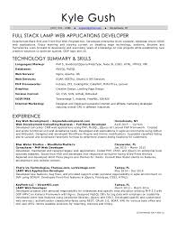 Full Stack Developer Resume - Resume Templates