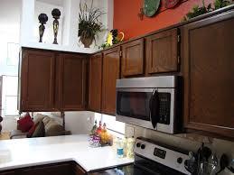 restaining oak kitchen cabinets