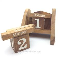 Wooden Calendar Stand, Wooden Calendar Stand Suppliers and Manufacturers at  Alibaba.com