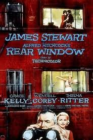 writing lessons from alfred hitchcock s rear window  rear window film poster