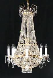 ccb7330 13 basket style empire chandelier