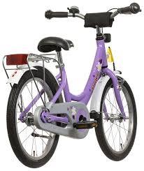 Купить Детский <b>велосипед Puky ZL 18-1</b> Alu (с флажком) lilac ...