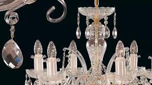 ion of cut crystal chandelier Żyrandole szlifowane produkcja żyrandol