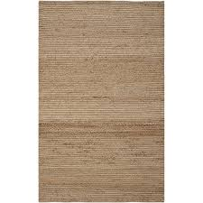 safavieh cape cod 11 x 15 handmade jute rug in natural
