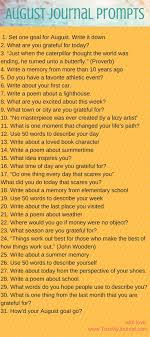 Writing Prompts for Middle School Kids  Part          Journal Buddies