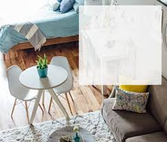 small room furniture solutions small space dining. Small Space Tip Room Furniture Solutions Dining L