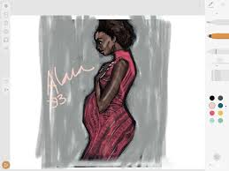 Fashion Design Sketch Apps For Android These Are The 3 Best Apps For Fashion Illustration On Ipad