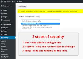 hide wp urls wordpress plugin rating