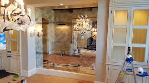 lakeland glass mirror 2580 old